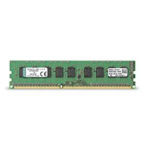 Kingston KVR1333D3E9S/8G RAM 8 GB 1333 MHz DDR3 ECC CL9 DIMM, 240-Pin