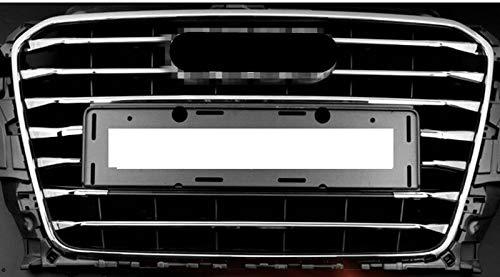 Chrom-Listen Grillrost A3 8V 2013-2017 vorfacelift -
