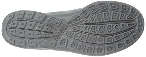 Moda Vivo Sneaker Chillax Skechers Relaxado Carvão wzSttYq