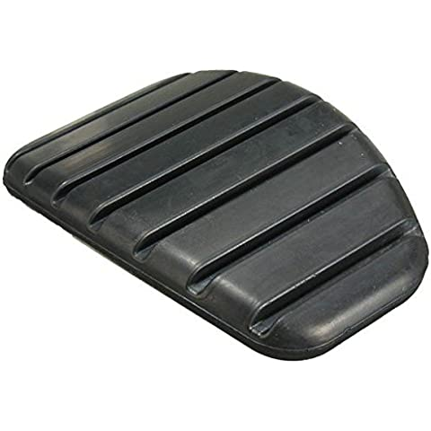 Yongse Negro de goma de embrague del freno de pedal para Renault Megane Laguna Clio Kangoo