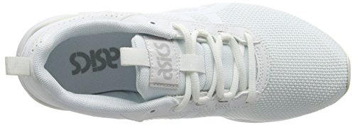 Asics Gel-Lyte Runner, Chaussures de Course Mixte Adulte Blanc (White/White)