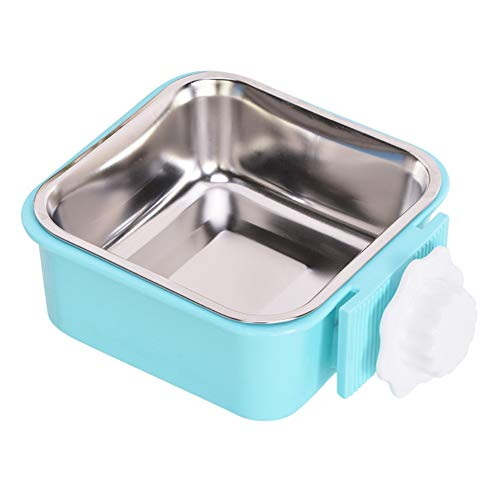 Warm And Windproof Special Section Classic Vintage Blue Steel Bread Bin pack Of 2 34 X 21.5 X 25cm