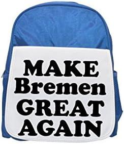 MAKE MAKE MAKE BreHommes  GREAT AGAIN printed kid's Bleu  backpack, Cute backpacks, cute small backpacks, cute Noir  backpack, cool Noir  backpack, fashion backpacks, large fashion backpacks, Noir  fashion backpack | Shop  dbd462