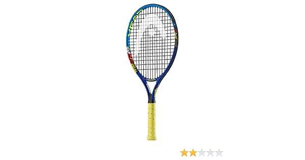 HEAD Novak 19 Raquette de Tennis Unisex-Youth Diverse 05