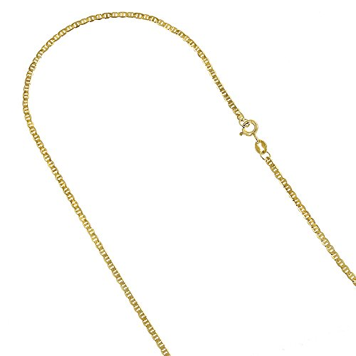 luxurman-10k-yellow-solid-gold-12mm-wide-diamond-cut-mariner-link-chain-10-anklet-spring-ring-clasp