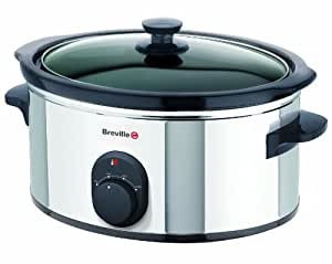 how to use a breville slow cooker