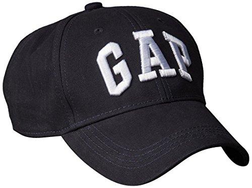 ef667490904 GAP Men s Cotton Baseball Cap (178391 One Size Deep True Navy ...