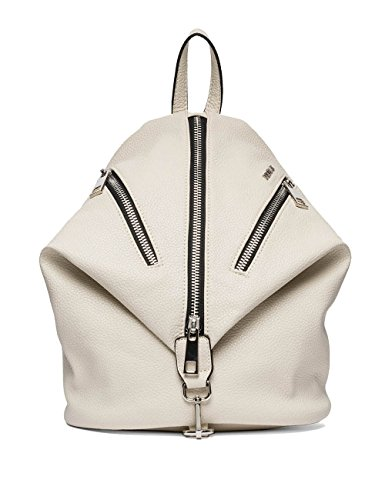 Replay Womens Womens Faux Leather Black Backpack Off-White A La Venta El Más Barato dgqRhDxN