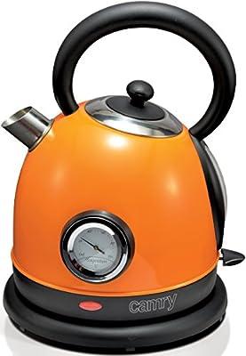 Bouilloire électrique Camry CR 1252 orange
