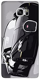 APE Designer Back Cover for Samsung Galaxy Note 5