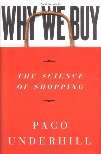 Why We Buy: The Science of Shopping (Roman)