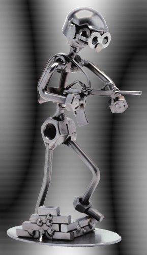 Boystoys HK Design - Schraubenmännchen Soldat 'Bundeswehr' - Metall Art Geschenkideen Deko Skulptur...