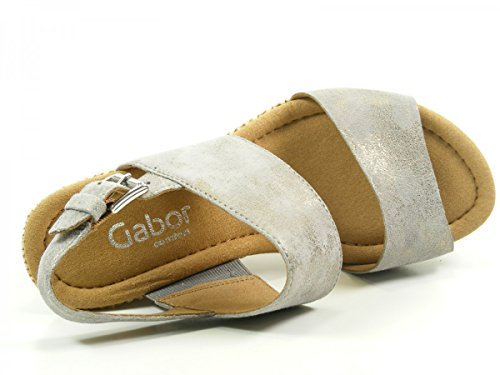 Gabor 42-825 Sandali donna Grau