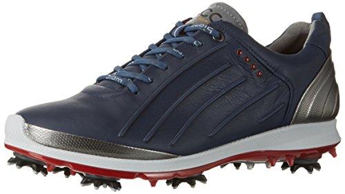 Ecco Herren Men'S Golf Biom G 2 Golfschuhe, Blau (1048TRUE Navy), 47 EU (Golf Entspannt)