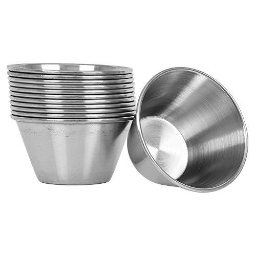 Sauce Cups 3 oz silber 3 Ramekin
