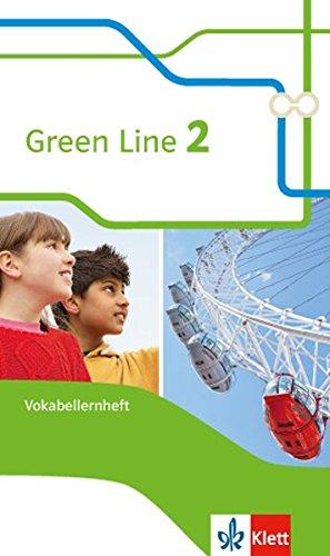 Green Line 2. Vokabellernheft. Neue Ausgabe