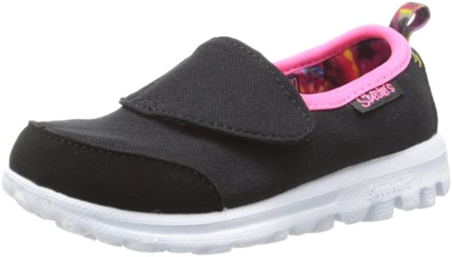 Skechers Kids 81020N Go Walk Athletic Sneaker Toddler/Little Kid