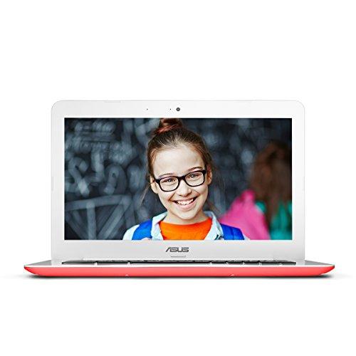 ASUS Chromebook C300SA 13.3 Inch (Intel Celeron, 4GB, 16GB eMMC, Red)