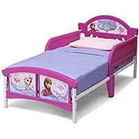 Delta Children - BB86904FZ - La Reine des Neiges - Lit pour Enfants
