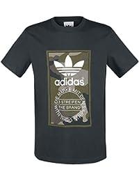 7a50afa51db63 adidas Camo tee Utiblk Camiseta