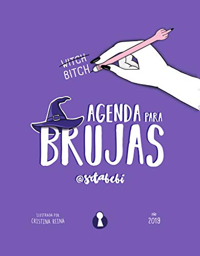 AGENDA PARA BRUJAS 2019 (Librenda)