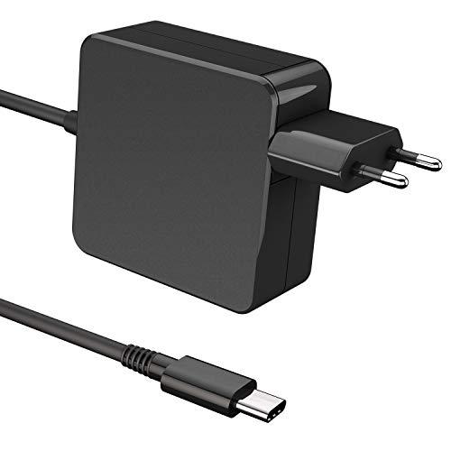 87W/90W USB C Netzteil, Typ C Ladegerät PD Schnellladegerät für Apple Latest MacBook Pro 13/15 Zoll 61W,45W,30W,12W mit Ladekabel A1706 A1707 A1708 A1719,Lenovo,Google Chromebook, Pixel, HP, Dell mehr -