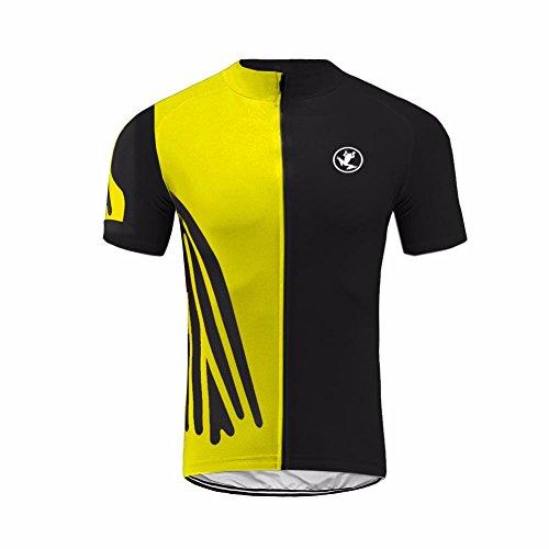 Uglyfrog Designs MTB Radsport Trikots & Shirts Triathlonanzug Herren Radsport Funktionsshirt Reißverschluss Jersey Summer Style - Under Armour Sleeveless Tee