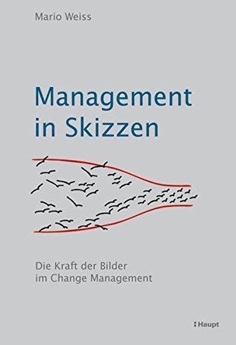 Management in Skizzen: Die Kraft der Bilder im Change Management