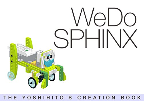 WeDo SPHINX: THE YOSHIHITO'S CREATION BOOK (English Edition)