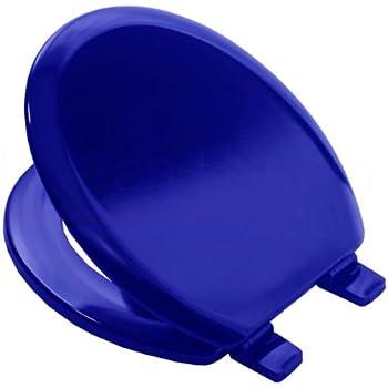 Bemis 5000 Marine Blue Coloured Moulded Wood Toilet Seat