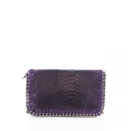 YourDezire - Borsa a tracolla donna Purple