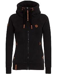 Naketano Female Zipped Jacket Blonder Engel