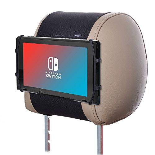 TFY Auto Silikon Kopfstützen Halterung für Spielekonsole Nintendo Switsch