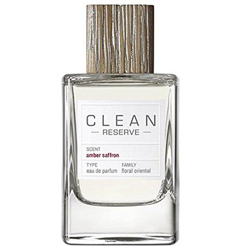 Clean Amber Saffron Eau de Parfum 100 ml