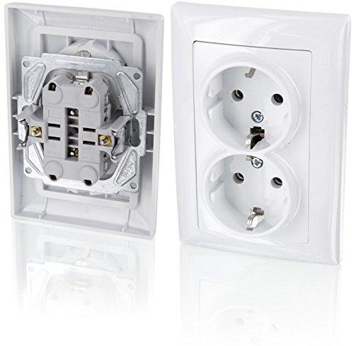 up-enchufe-doble-all-in-one-marco-rasante-de-uso-protectora-serie-g1-color-blanco