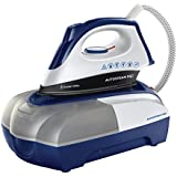 Russell Hobbs 22190 Auto Steam Iron Pro, 2400 W - White and Blue