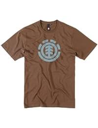 Element icon t-shirt à manches courtes pour homme