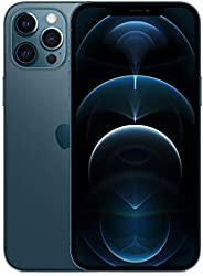 Apple iPhone 12 Pro Max with Facetime - 128GB, 5G, Pacific Blue - International Version
