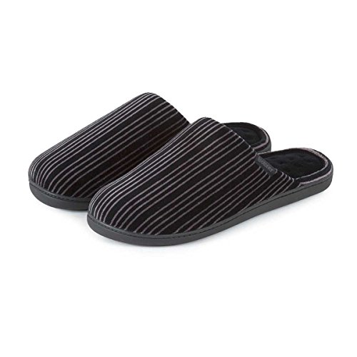 Listras Velours Homens Chinelos Stripe Pillowstep Isotônicas Mula Exterior Able2 tRrn5qHwt