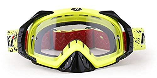 Nenki Motocross Downhill Brille NK-1023, Anti Fog Glas -