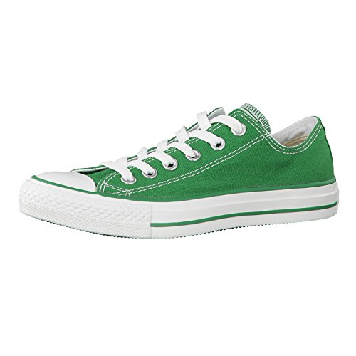 Converse Ctas Core Ox, Baskets mode mixte adulte Vert et blanc