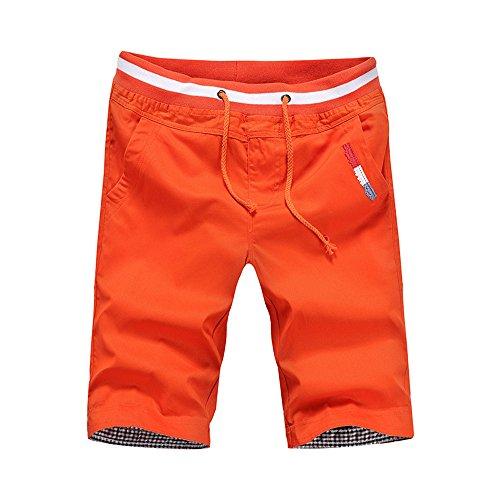 Eaylis-herren-shorts Sommer Gerade Jogginghose Five Points Beach Pants Mit Tunnelzug -