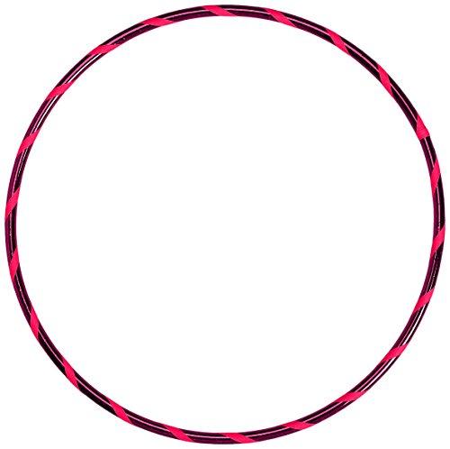 Hoopomania Super Star Hula Hoop Reifen Kinder Hula Hoop, Stern-Pink, Ø 60 cm, SSKH