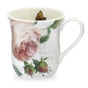 """Royal Horticultural Society-Mug """"Roses"""" Multicolore"""