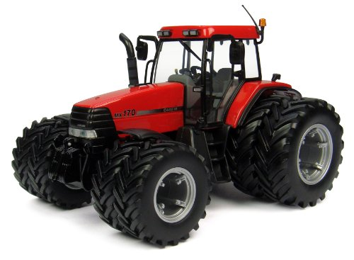 Universal Hobbies Case IH Maxxum MX170 Dual-Rädern Traktor -