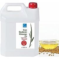 Aceite de Masaje Antiedad Nutritivo Reparador de Soja ○ Hidratante Natural ○ Aceite Portador Anticelulitico Antiestrias