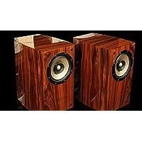 GOWE full frequency HIFI tube amp bookshelf speakers really sound