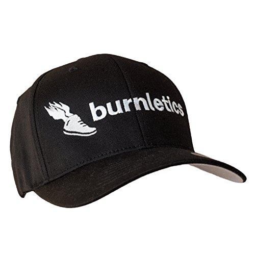 burnletics-original-flexfit-baseball-cap-running-tennis-golf-fitness-basketball-hat-2sizes-3colours-