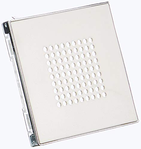 Niessen sky - Tapa timbre/altavoz/zumbador blanco