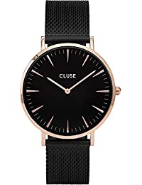 Reloj solo tiempo para mujer CLUSE La Bohème Casual Cod. cl18034